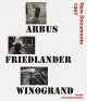 Cover: Arbus, Friedlander, Winogrand